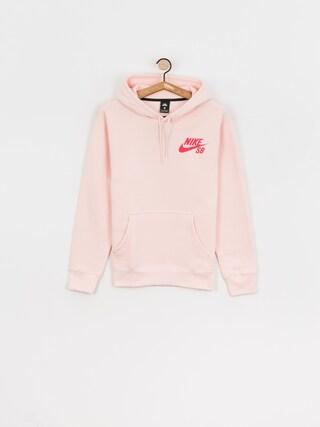 Nike SB Icon Sweatshirt (orange pearl/lt fusion red)