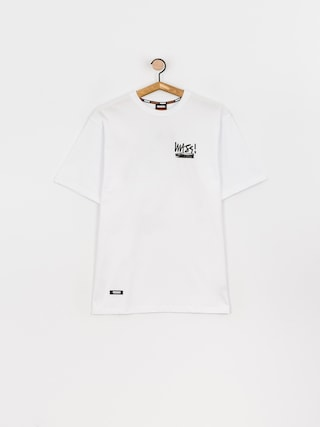 MassDnm Just Tag It T-shirt (white)