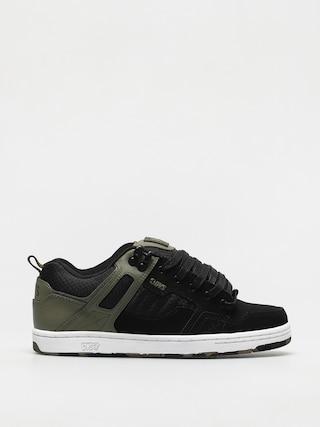 DVS Enduro 125 Shoes (olive black white nubuck)