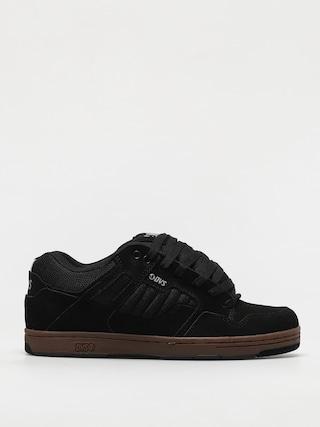DVS Enduro 125 Shoes (black gum suede)