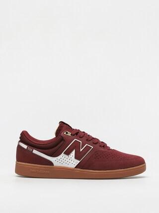 New Balance 508 Shoes (burgundy)