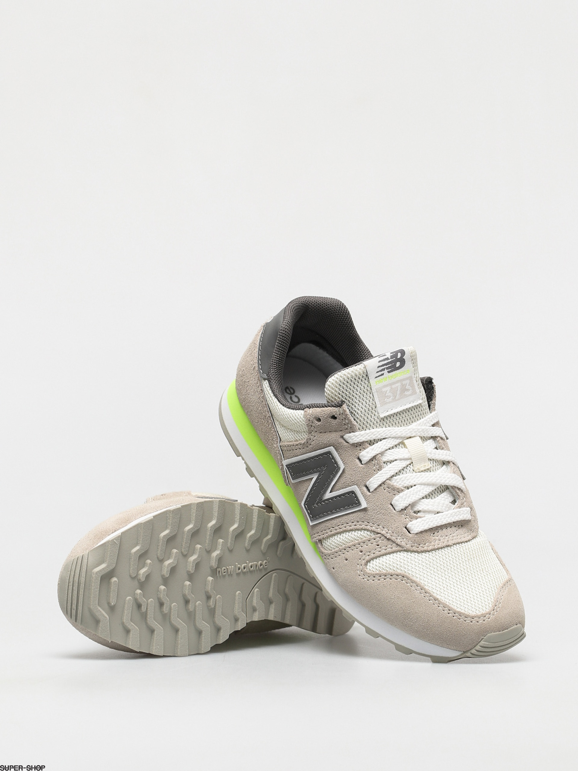 New Balance 373 Shoes Wmn (beige)