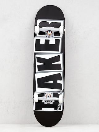 Baker Brand Logo Skateboard (black/white)