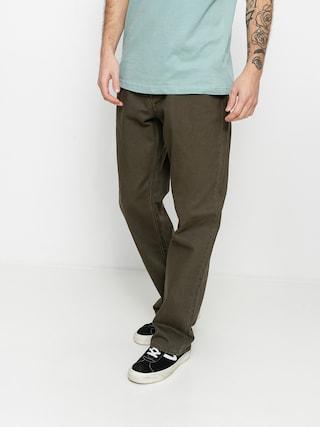Volcom Substance Denim Pants (tarmac brown)