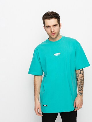 MassDnm Classics Small Logo T-shirt (turquoise)