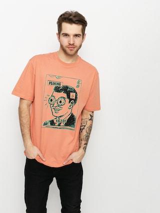 Volcom Peaking T-shirt (clay orange)