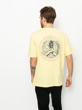 Volcom Gridlock T-shirt (dawn yellow)