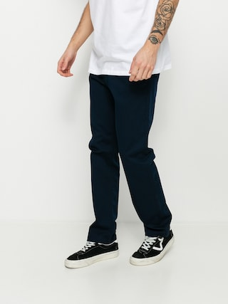 RVCA The Weekend Stretch Pants (navy marine)