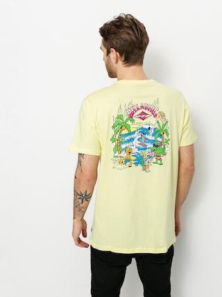 Billabong Gang Of Gangs T-shirt (beeswax)