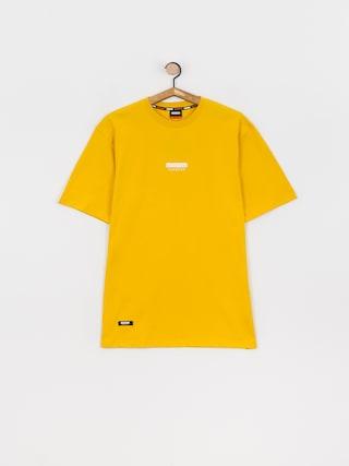 MassDnm Classics Small Logo T-shirt (gold)