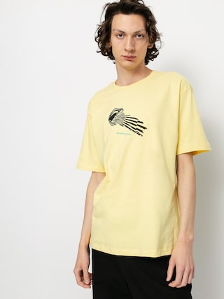 Volcom Stone Face T-shirt (dawn yellow)
