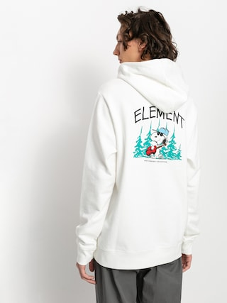 Element Peanuts Good Times HD Hoodie (off white)