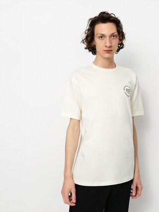 Brixton Fender Highway T-shirt (off white)