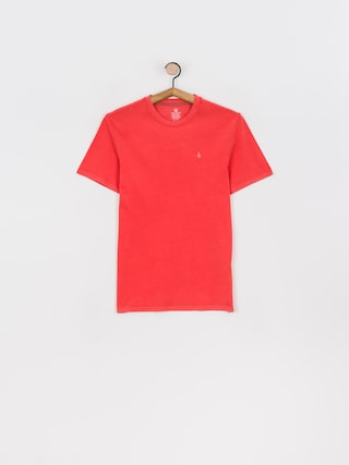 Volcom Solid Stone Emb T-shirt Wmn (rosewood)