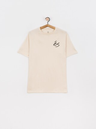 eS Script Overdye T-shirt (bone)