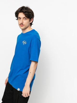 Element Peanuts Slide T-shirt (imperial blue)