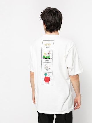 Element Peanuts Page T-shirt (off white)