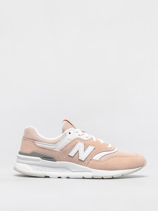 New Balance 997 Shoes Wmn (pink/white)