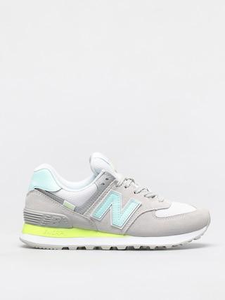 New Balance 574 Shoes Wmn (grey)