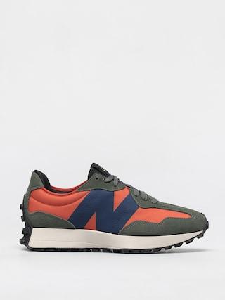 New Balance 327 Shoes (dark blaze)