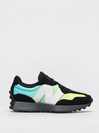 New Balance 327 Shoes (black summer jade)