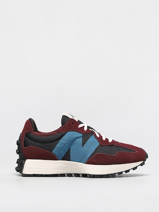 New Balance 327 Shoes Wmn (classic burgundy/lt rouge wave)