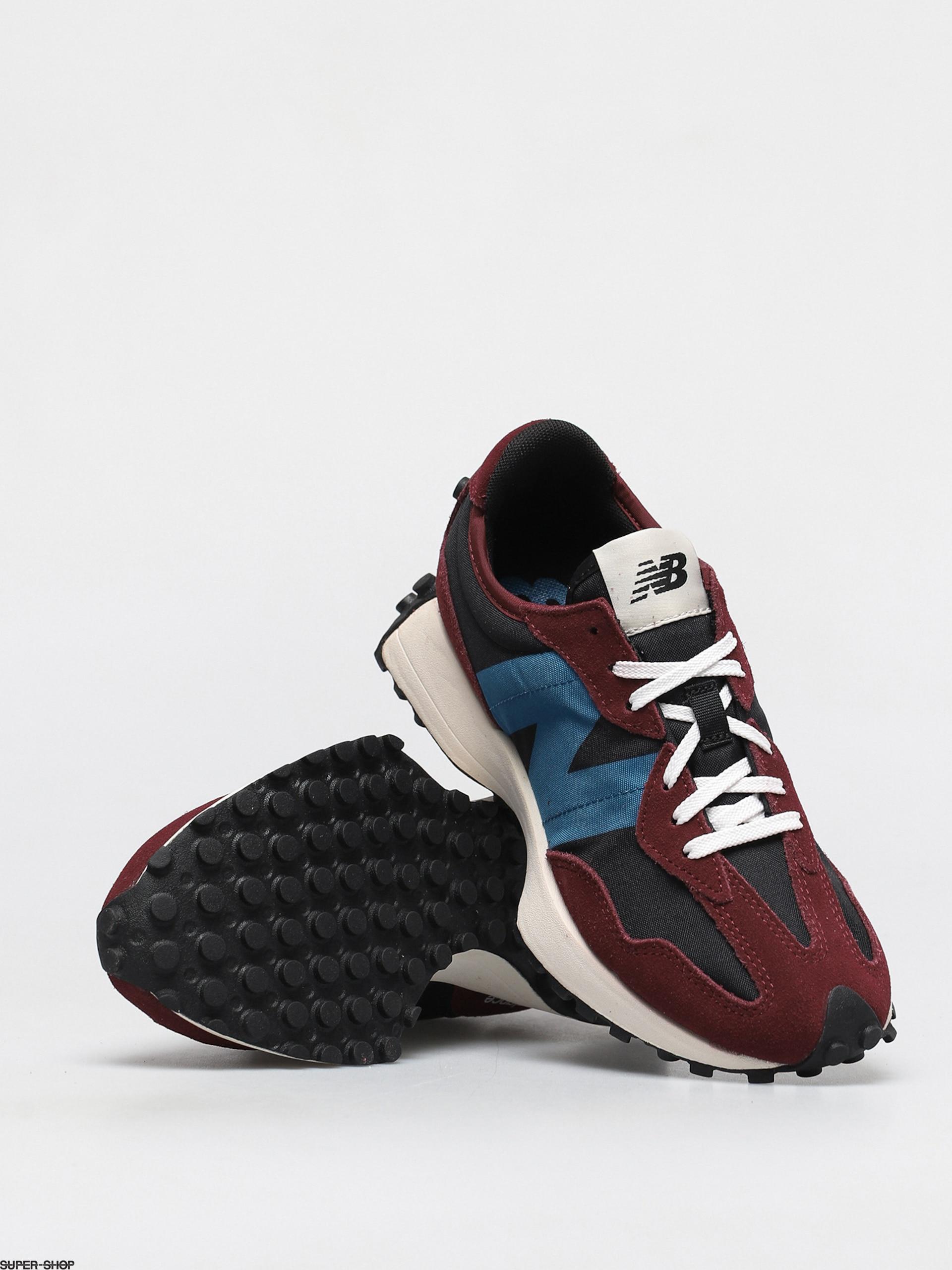 New Balance 327 Shoes Wmn (classic burgundy/lt rouge wave)