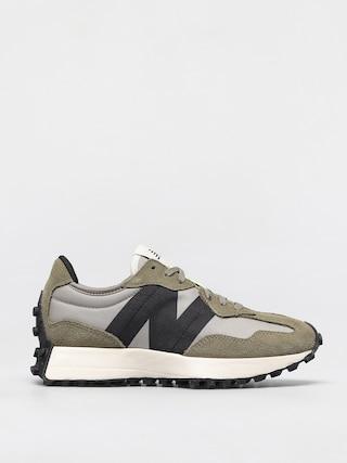 New Balance 327 Shoes Wmn (aluminum covert green)