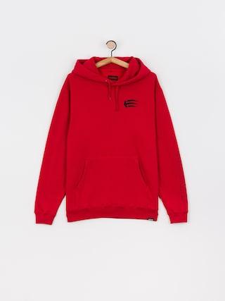 Etnies Joslin HD Hoodie (red/black)