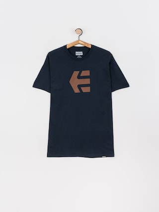 Etnies Icon T-shirt (navy/gum)