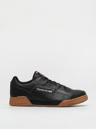 Reebok Workout Plus Shoes (black/carbon/red/roya)