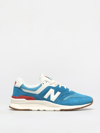 New Balance 997 Shoes (blue/red)
