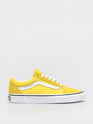 Vans Old Skool Shoes (cyber yellow/true white)