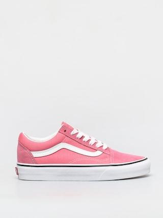 Vans Old Skool Shoes (pink lemonade/true white)