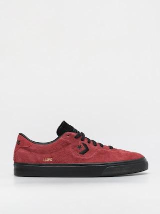 Converse Louie Lopez Pro Ox Shoes (brick)