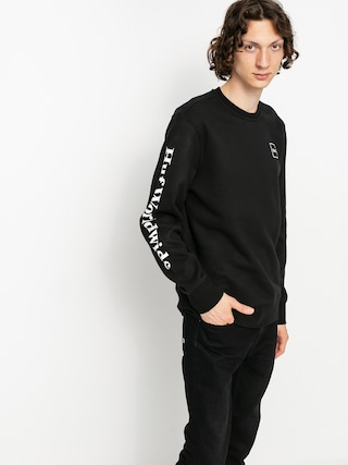 HUF Essentials Domestic Sweatshirt (black)