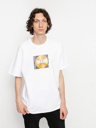 HUF Mix Box Logo T-shirt (white)
