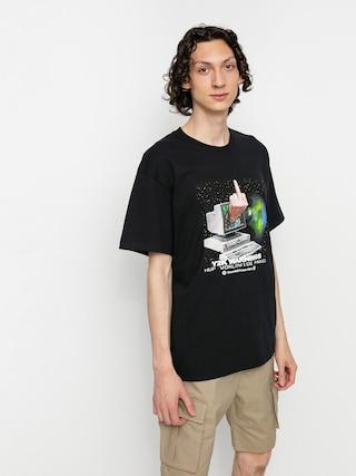 HUF Y2K Day T-shirt (black)
