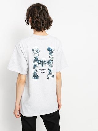 HUF Skulls Classic H T-shirt (ash)