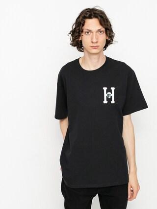 HUF Skulls Classic H T-shirt (black)