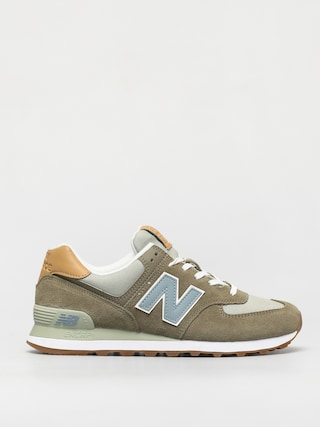 New Balance 574 Shoes (brown)