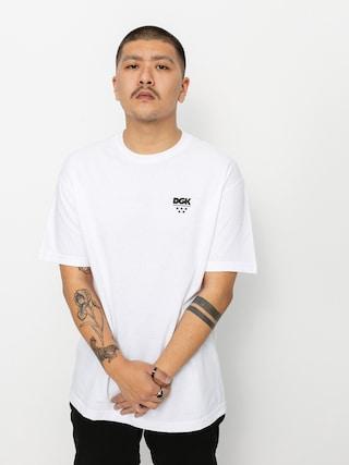 DGK All Star Mini Logo T-shirt (white)
