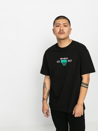 DGK Blossom T-shirt (black)