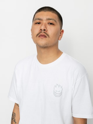 Spitfire Lil Big Head T-shirt (white/silver)