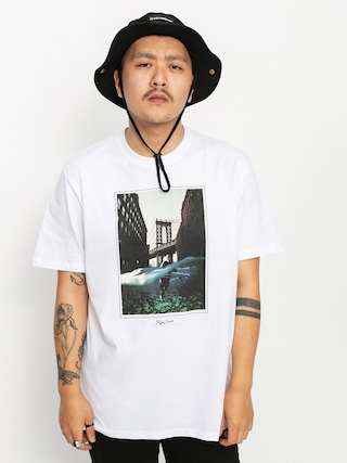 Rip Curl Good Day Bad Day T-shirt (white)