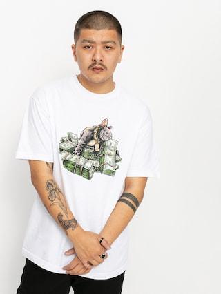 DGK Puppy Love T-shirt (white)