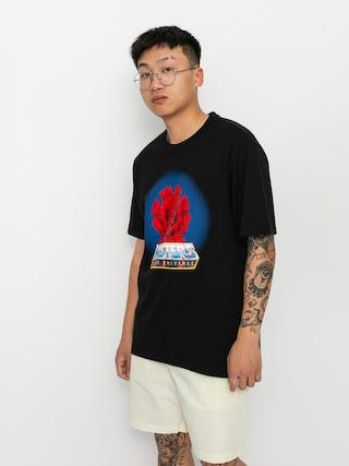 Element Motu Lava Rocks T-shirt (flint black)