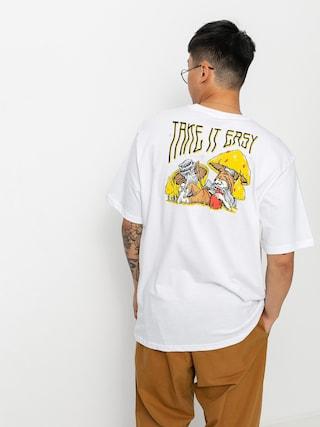 Element Kinwood T-shirt (optic white)