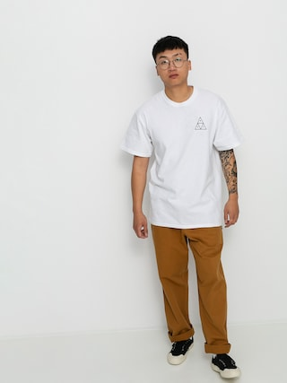 HUF T-shirt Essentials TT (white)