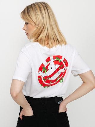 Element Aint Afraid T-shirt Wmn (off white)